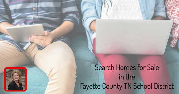 Homes for Sale in Fayette County TN