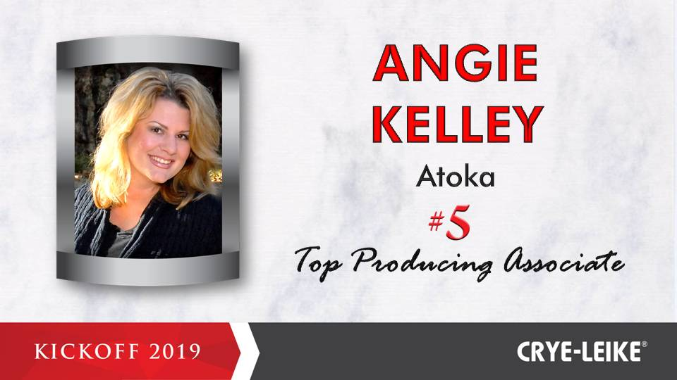 Top Memphis Area Real Estate Agent Angie Kelley