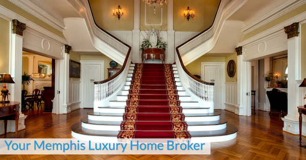 Memphis Luxury Home Real Estate Agent