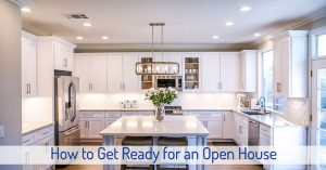 How To Get Ready for an Open House