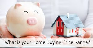 What is your Home Buying Price Range?